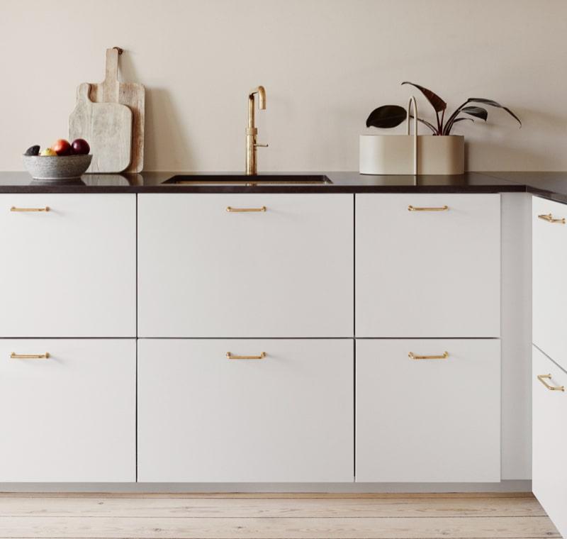 IKEA-HACK-Køkken-Malede-Fronter