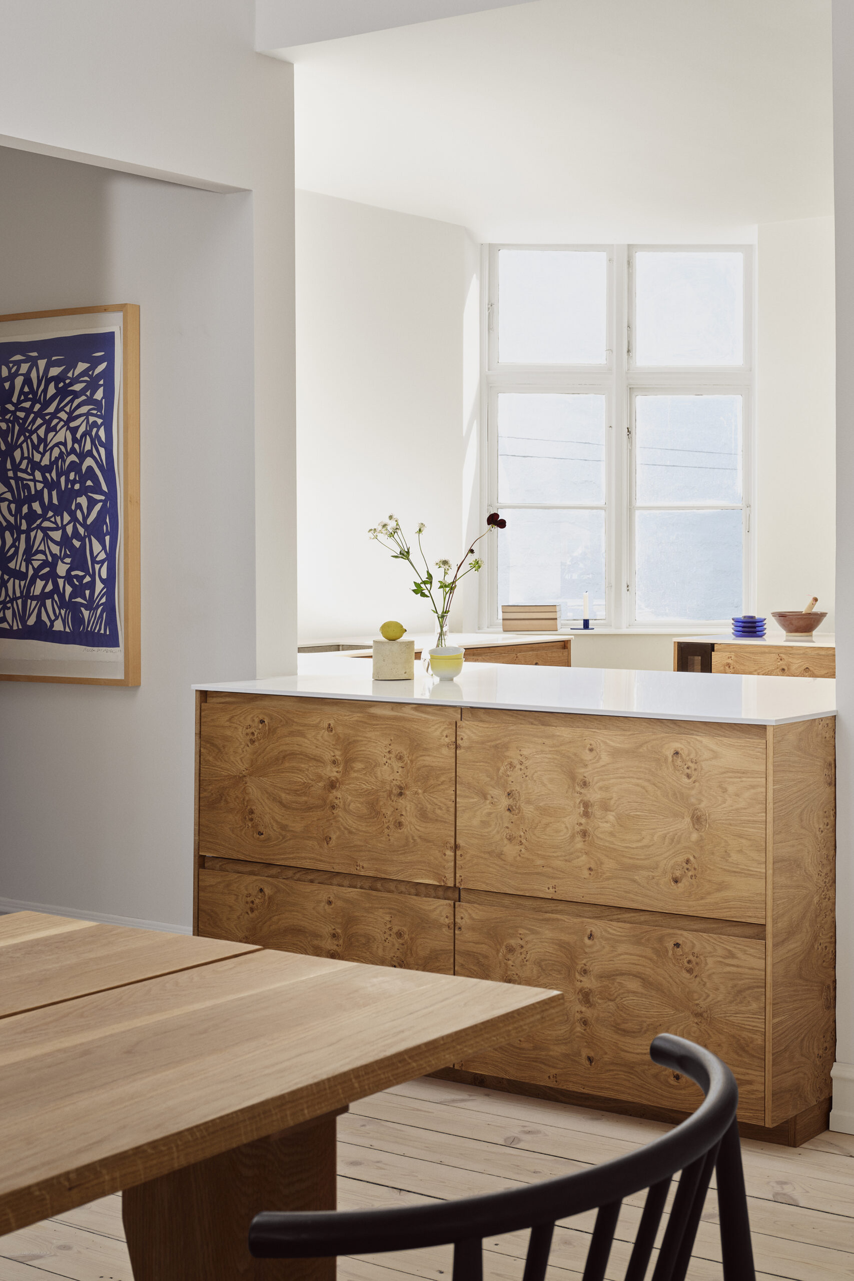 Knast eg køkkenfronter fra Arki Studio
