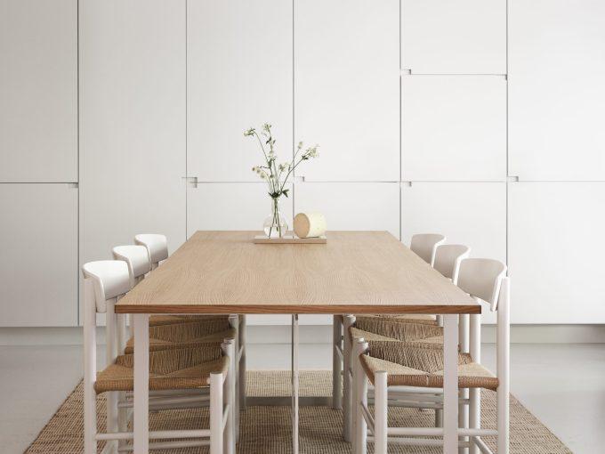 Frame bordstel fra Arki Studio